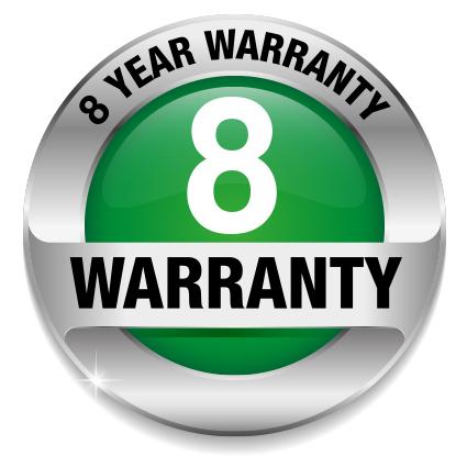 8-Year-Warranty