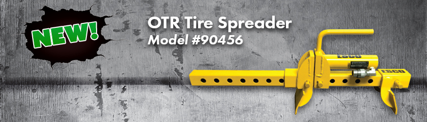 OTR Tire Spreader