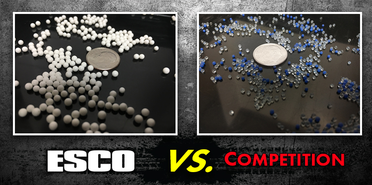 ESCO Balancing Beads Versus The Competition