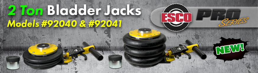 ESCO Pro Series Bladder Jacks