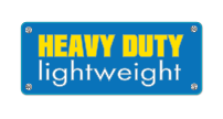 Heavy Duty and Lightweight