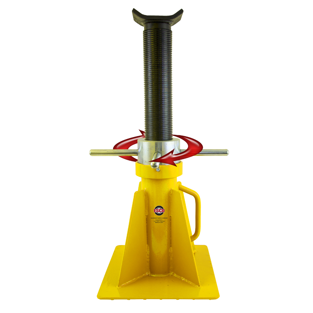 20 Ton Screw Style Short Jack Stand Page 29 Esco