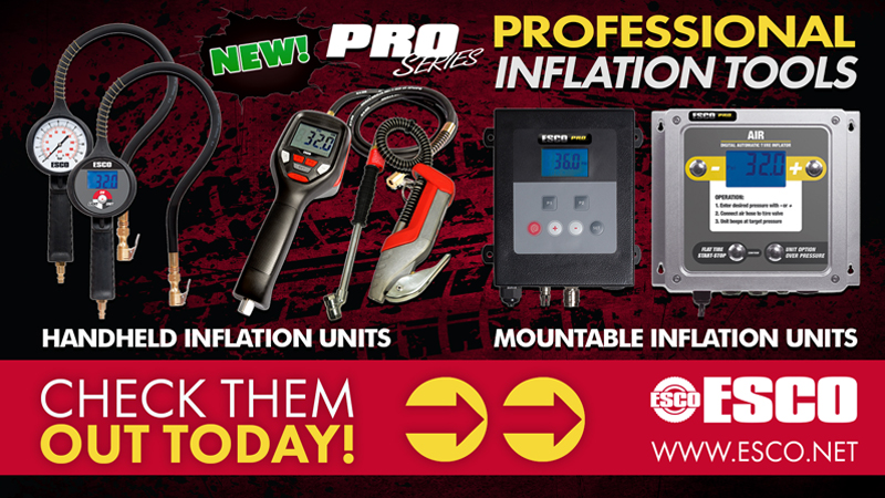 ESCO Tire Inflation Products